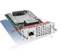 Модуль Cisco 1 port Multiflex Trunk Voice/ Clear-channel Data T1/ E1 Module (NIM-1MFT-T1/E1=)