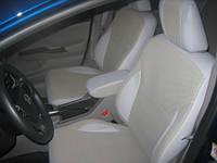 Комплект авточехлов на сидения Хонда Цивик Седан 9 2012-2016