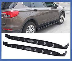 Автомобильные подножки для Buick Envision (2 шт)
