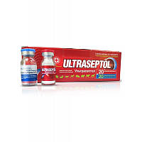 Ультрасептол инъеционный 3,3 г + растворитель 8 мл
