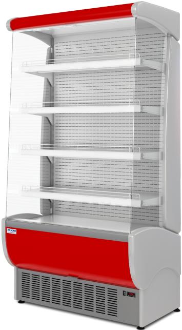 Холодильный стеллаж Флоренция