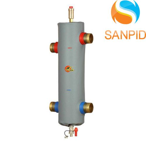 "Гидрострелка Elterm SHE70-OC 32/80 GW 5/4"" до 70 кВт"
