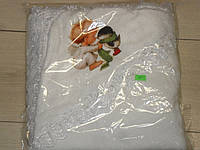 Большое полотенце для крещения, Крыжма. Качество! размер 0,90  * 1,00 м 908/1, фото 1