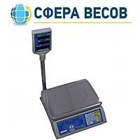 Весы торговые со стойкой Вагар VP-L (15 кг)