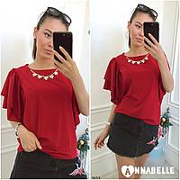 Блуза (S-M, M-L) — супер-софт купить оптом и в Розницу в одессе 7км