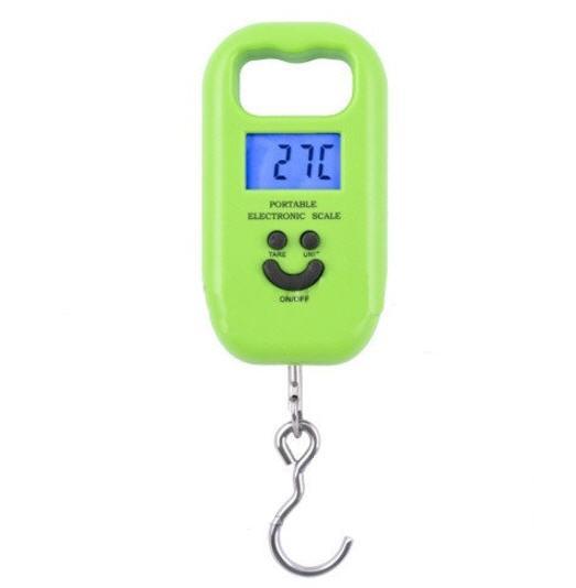 Кантер (весы безмен) 632L до 50 кг, с измерением температуры.