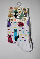Детские носки для девочек Krebo, Польша р-р 27-30