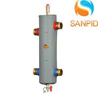 Гидрострелка Elterm SHE420-OC 80/200 DN 65 до 420 кВт
