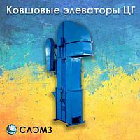 Элеватор ковшовой ЦГ 400. Цепной элеватор ЦГ в Украине. Нории типа ЦГ 400
