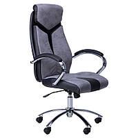 Кресло Прайм (СX 0522H Y10) Серый