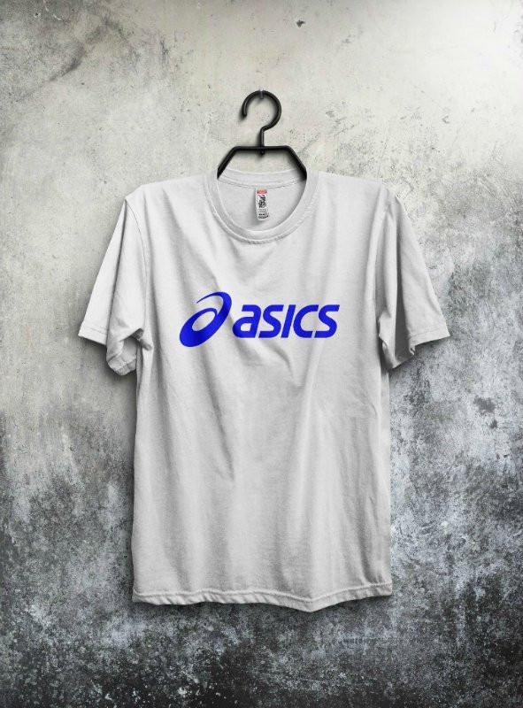 Брендовая футболка ASICS