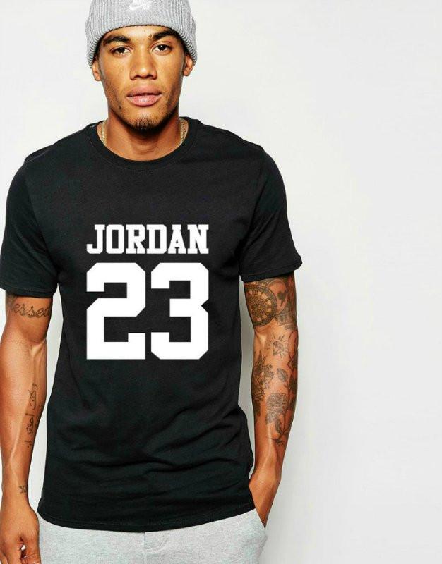 Брендовая футболка JORDAN