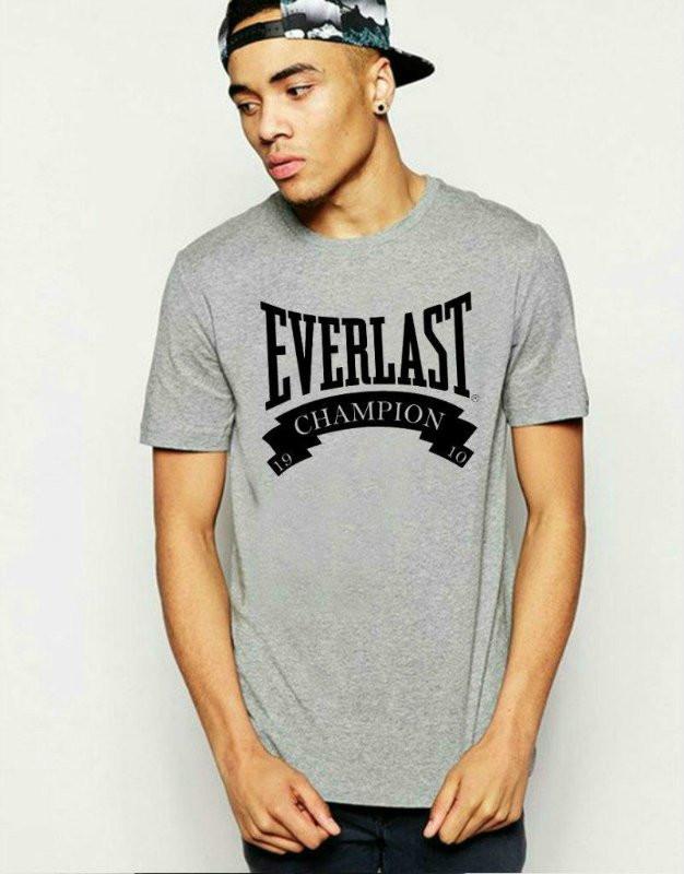 Брендовая футболка EVERLAST