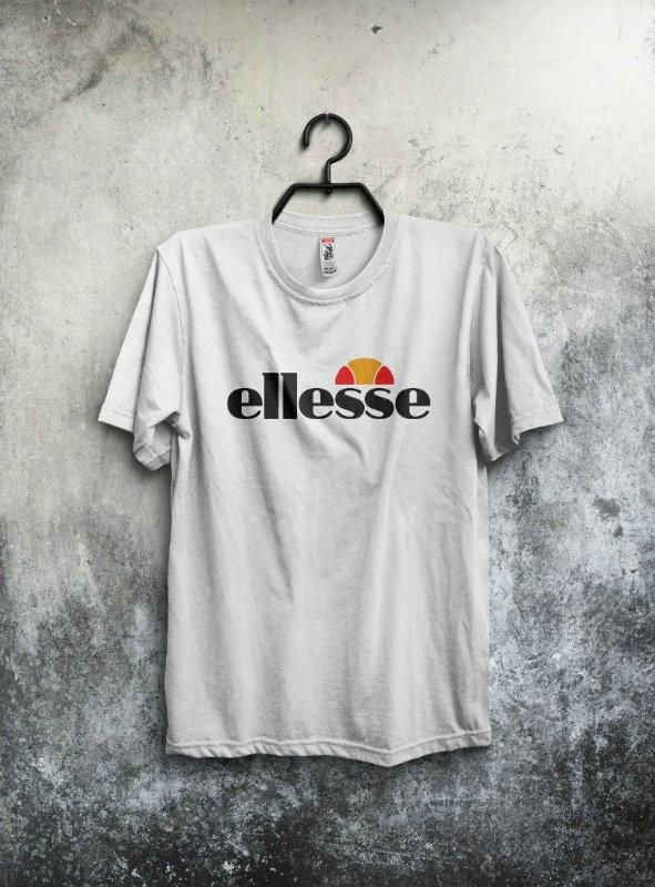 Брендовая футболка ELLESSE