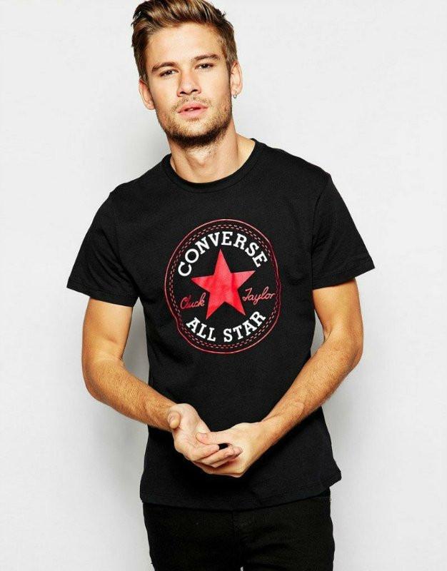 Брендовая футболка CONVERSE
