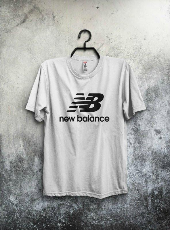 Брендовая футболка New Balance