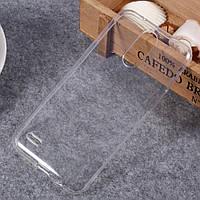 Чехол накладка для LG K10 2017 M250 силиконовый ультратонкий прозрачный