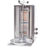 Аппарат для шаурмы Silver LPG 2160 (газовый)