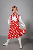 Детский карнавальный костюм Маша