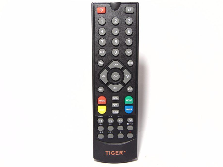 Пульт ДУ для Tiger  X80HD/ X90HD/ 4050HD/ 4100HD, SkyPrime M5