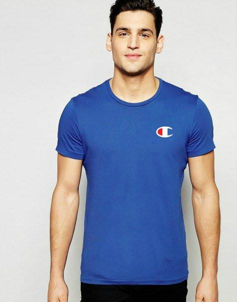 Брендовая футболка Champion