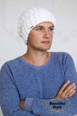 Мужская шапка-колпак Ален