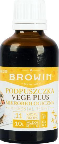 Фермент сычужный жидкий VEGE PLUS 50мл (Польша)