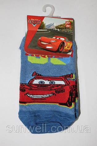 Детские носки следки для мальчиков Тачки,  Польша р-р, фото 2