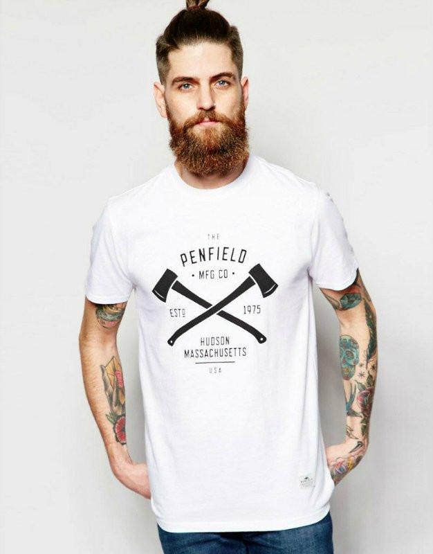 Брендовая футболка