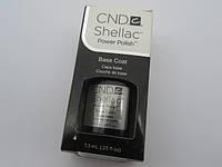 CND-Shellac  База 7.3 ml  шлак гель лак для ногтей
