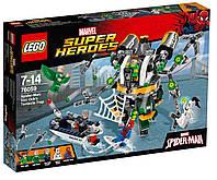 Lego Super Heroes Marvel Spider-Man: Doc Ock's Tentacle Trap (Человек-паук: в щупальцах доктора Осьминога)