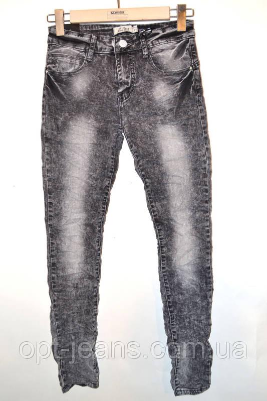 M.SARA 5802 женские джинсы (26-32/6ед) Осень 2017