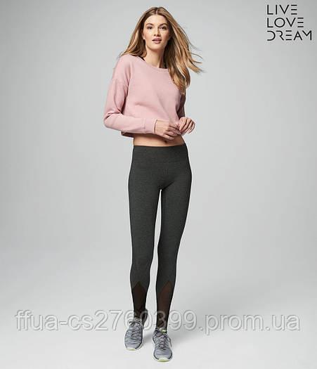 Леггинсы Aeropostale LLD Mesh Stirrup Yoga Legging