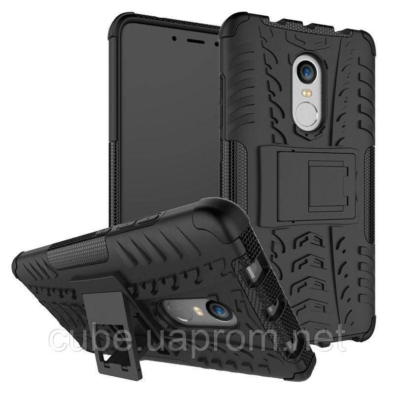 Захисний бампер броньований для Xiaomi Redmi Note 4, Xiaomi Redmi Note 4X