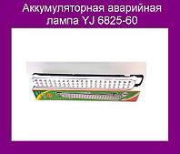 Аккумуляторная аварийная лампа YJ 6825-60