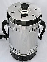 Электрошашлычница Помощница 6 шампуров + таймер + запасная колба