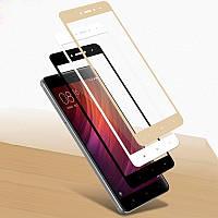 Защитная пленка Стекло Full Screen Xiaomi Redmi 3 Black, фото 1