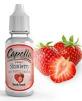 Capella Sweet Strawberry Flavor (Сладкая клубника) 5 мл