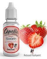 Capella Sweet Strawberry RF Flavor (Сладкая клубника) 5 мл