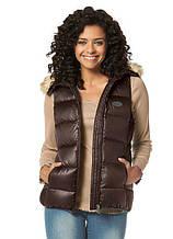 Желетки, куртки женские