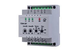 Переключатель фаз ПЭФ-301, электронный