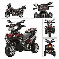 Мотоцикл детский Subaki M 0562 Black