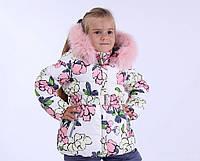 Костюм зимний, для девочки KIKO размер 98-128
