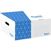 Короб архивный Axent, синий
