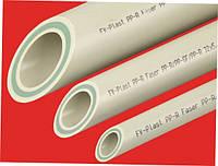 Полипропиленовая труба FV plast FASER PN20 ДУ20 (стекловолокно)