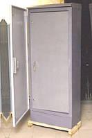 ШР-1200М - шкаф распределительный телефонный стальной двухдверный, на 1200 / 2400 пар проводов (Украина)