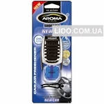 Ароматизатор Aroma Car Supereme Slim 8ml - NEW CAR (40шт.)