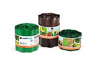 Бордюр садовый коричневый 10см х 9м Сellfast