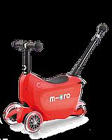 Самокат Mini Micro 2go Deluxe Plus Red (MMD032)