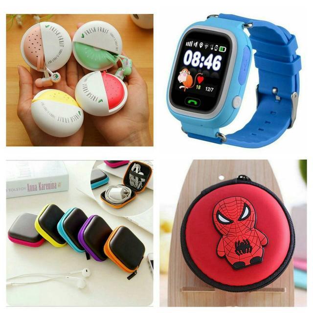 Детские умные часы-телефон и аксессуары